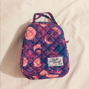 Quilted Lunchbox